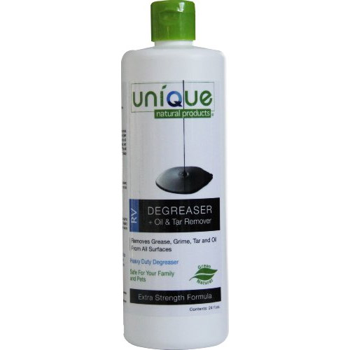 Unique Natural Products Rv Degreaser 24 Ounce Sewer And